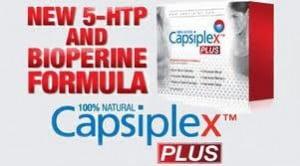 Capsiplex Plus – So Hot Slimming Pill