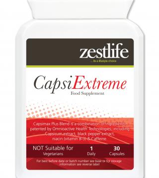 capsi extreme is not a hot fat burner